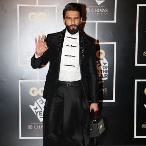The question everyone wants to ask Ranveer