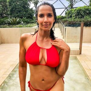 Whoa! Does Padma Lakshmi actually age