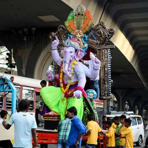 Ganpati Bappa Morya! The Lord is back