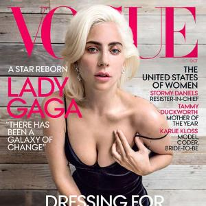 A star reborn! Lady Gaga's racy cover will steal your attention
