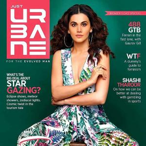 Bold and beautiful! Taapsee Pannu wows in florals