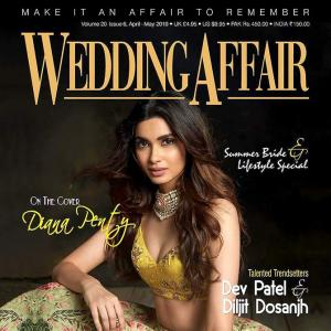Abs-olutely stunning! Meet summer bride Diana Penty
