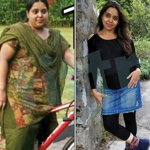 This mum lost 51 kg in 14 months