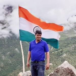 #I-Day Special: Readers share their tricolour pics