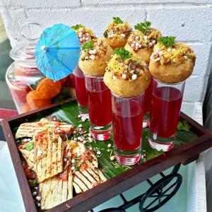 Recipe: How to make Tapioca kokum chaat