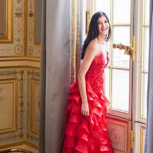 Must-see! Shanaya Kapoor's princess moment at Le Bal
