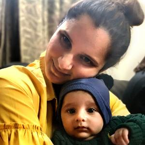 Goals! Sania Mirza's badass workout pics