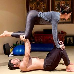 These couples will make you fall in love with fitness