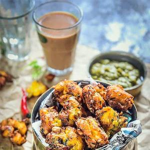 Monsoon recipe: How to make makai jalapeno pakoda