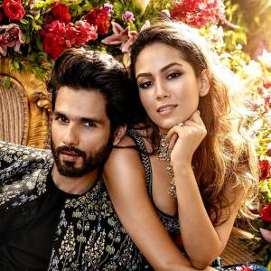Can you feel the chemistry between Shahid, Mira?