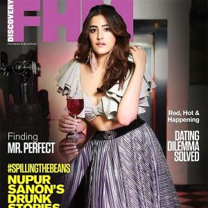 Is Nupur the prettiest cover girl ever?