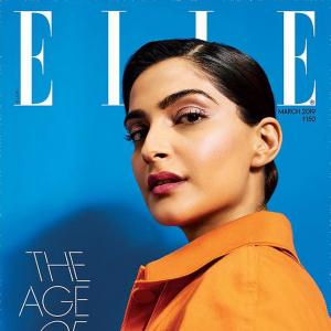 How Sonam Kapoor's mother inspired her to read