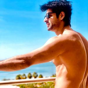 Revealed! Karan Wahi's secret to a fit bod