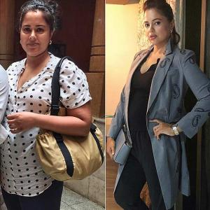 How Sameera Reddy went from 102 kg to a FIT mom