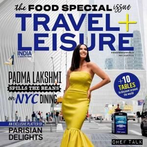 REVEALED: Padma has a weakness for street food
