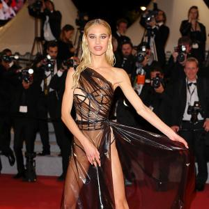 Too HOT to handle! The most naked outfits at Cannes