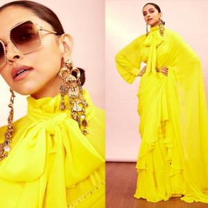 Sonam, Deepika or Kareena: Who wore yellow best?