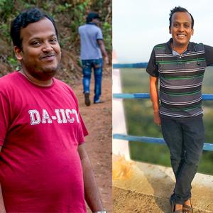 How this Google employee lost 19 kg in one year
