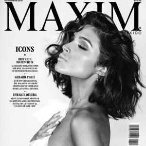 Bold and fearless! Olivia Culpo strips for mag cover