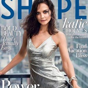 Fit at 41! Katie Holmes reveals her workout secrets