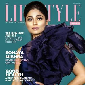Gorgeous! Shamita Shetty oozes glamour on mag cover