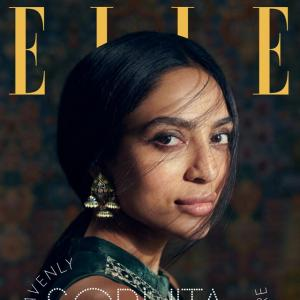 Simply Sobhita! The actor stuns in green on mag cover