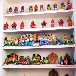 In Pics: Have you seen such an elaborate Golu?