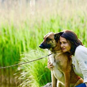 Amala Akkineni: 'A dog is a beautiful creature'