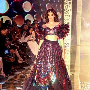 Is this Ananya Panday's sexiest ramp moment?