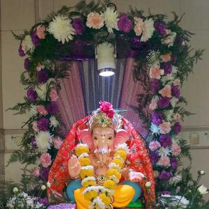 Pix: How Mumbaikars welcomed Ganesha
