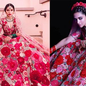 Does this NRI bride look better than Deepika?