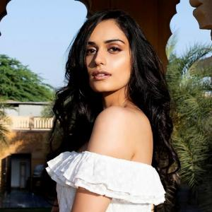 Manushi Chhillar's inspirational post on coronavirus