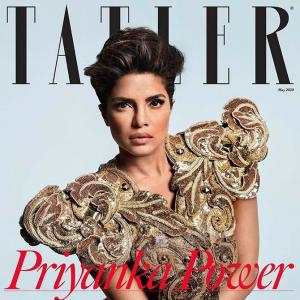 Why is Priyanka proud of this mag cover?