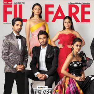 Stunning! Alia, Bhumi, Tapsee in off shoulder gowns