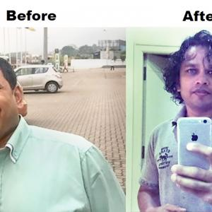 How this scientist lost 11 kilos in a year