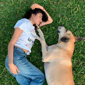 Say hello to Athiya Shetty's adorable pets