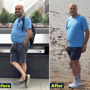 How I lost 14 kg in 6 months