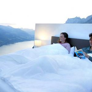 Don't miss! Stunning, open air hotel rooms...