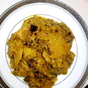 How to make Seyal Phulka with leftover rotis