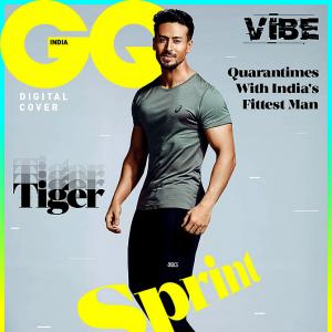 REVEALED! How Tiger Shroff stays fit at home