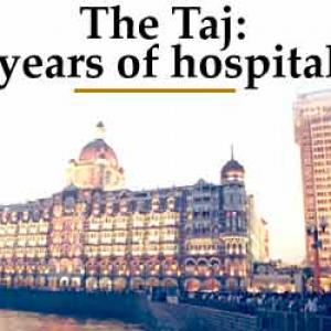 The Taj: 100 years of hospitality!