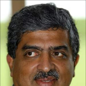 What ID card boss Nilekani plans to do