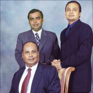 Ambani brothers join hands for telecom biz