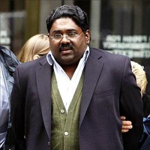 The rise and fall of Rajaratnam