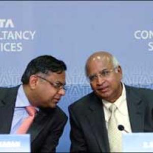 How Ramadorai groomed his successor at TCS