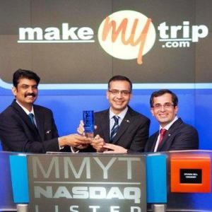 MakeMyTrip chairman, CEO to forego salary from April