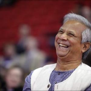 Nobel laureate Yunus stashed away $100 million?