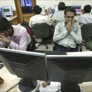 Trump effect, black money war spook stock markets