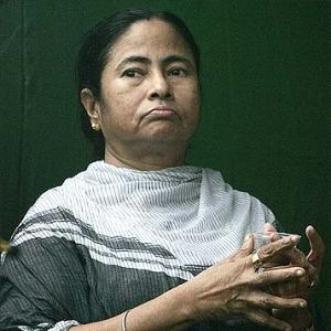 When Mamata Banerjee was almost reduced to tears