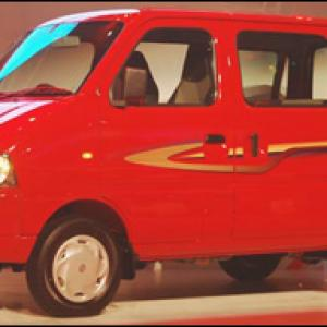 Maruti unveils MPV Eeco at Rs 2.59 lakh!